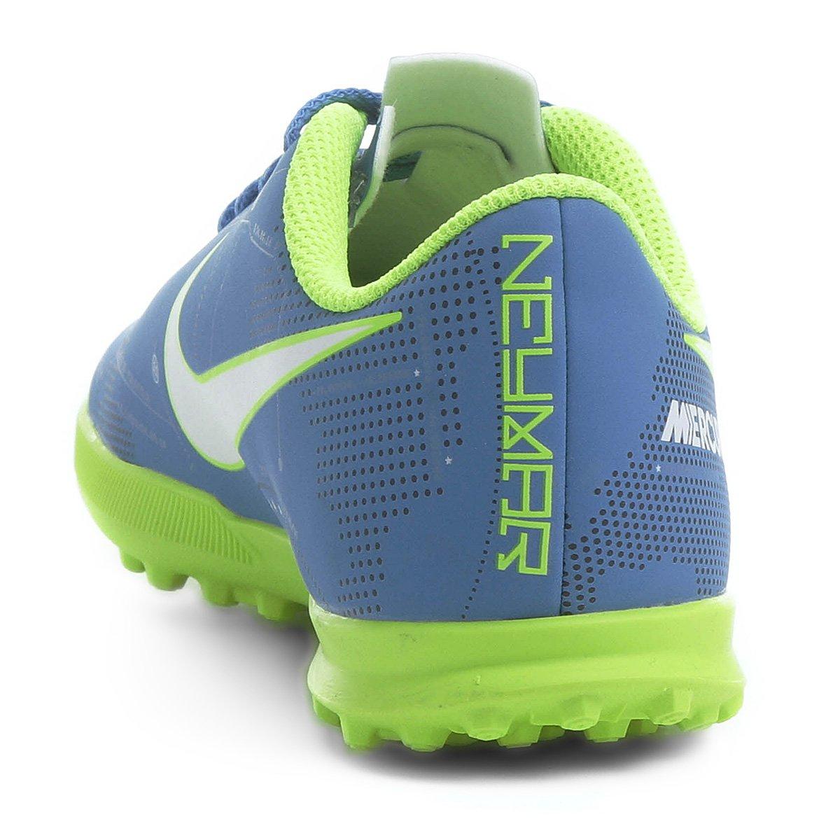 e3e4b0a47d ... Chuteira Society Infantil Nike Mercurial Vortex 3 Neymar Jr TF ...