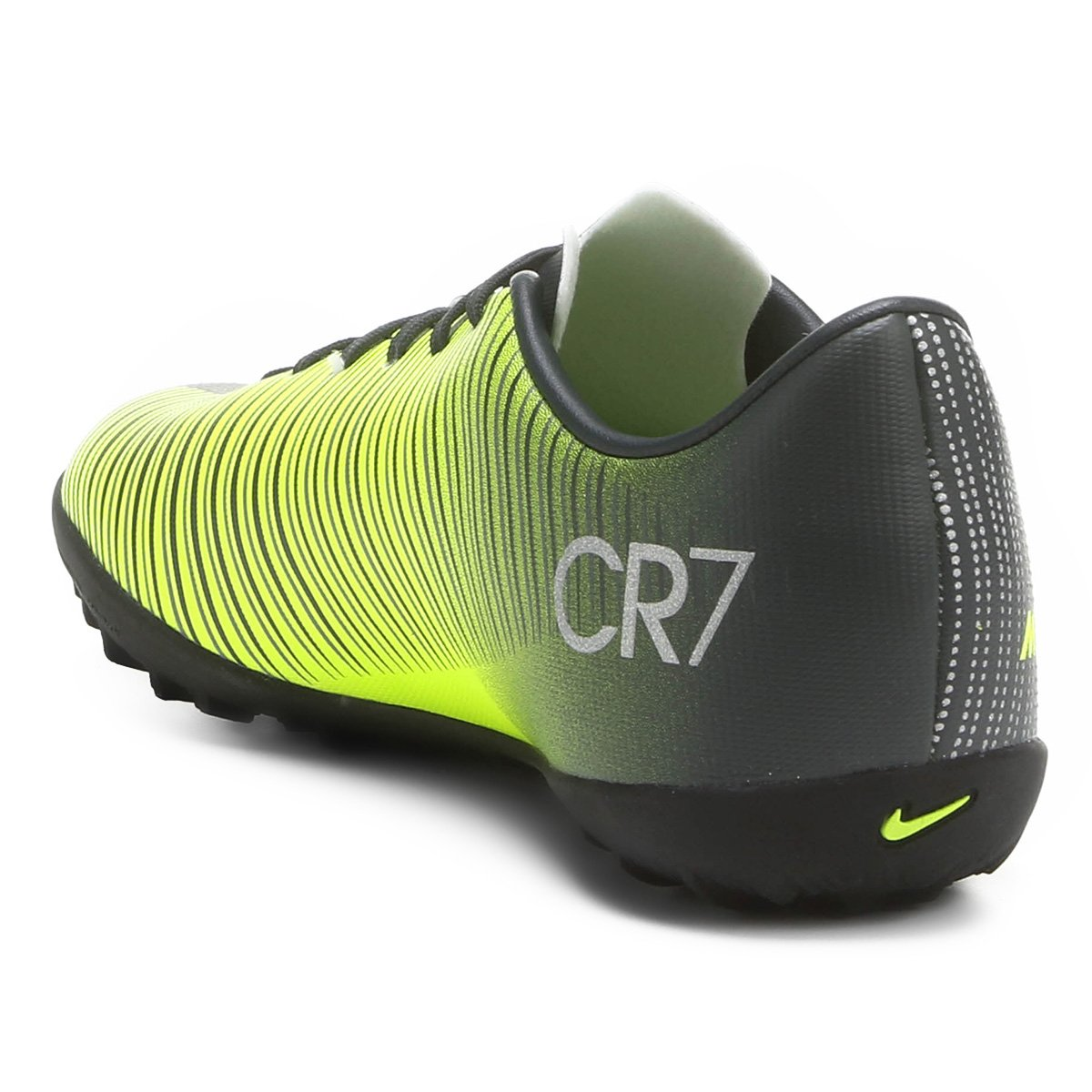 Chuteira Society Infantil Nike Mercurial X Victory 6 CR7 TF - Compre ... 750a7012948af