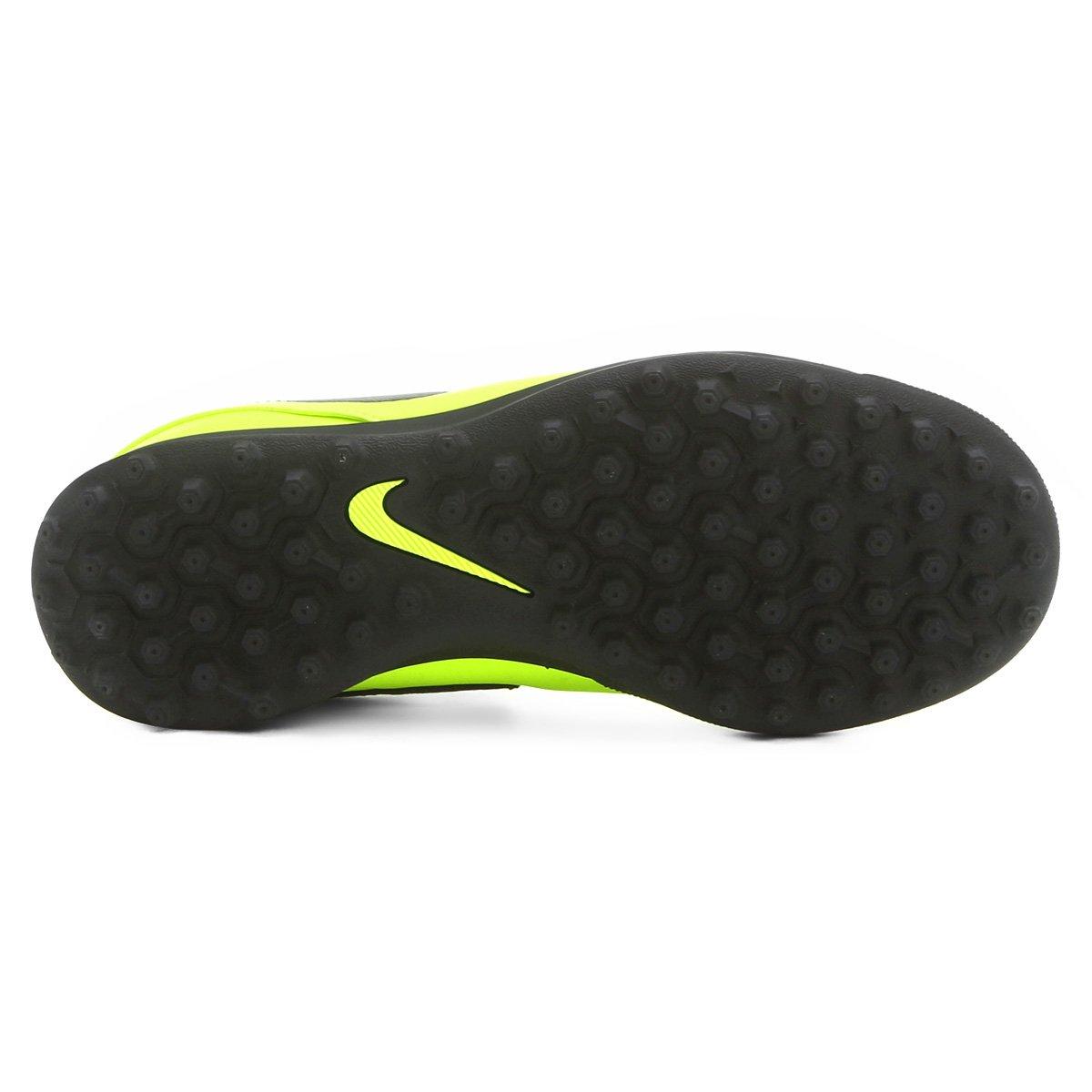 Chuteira Society Infantil Nike Tiempo Rio 3 TF - Compre Agora  c379fe89419b0