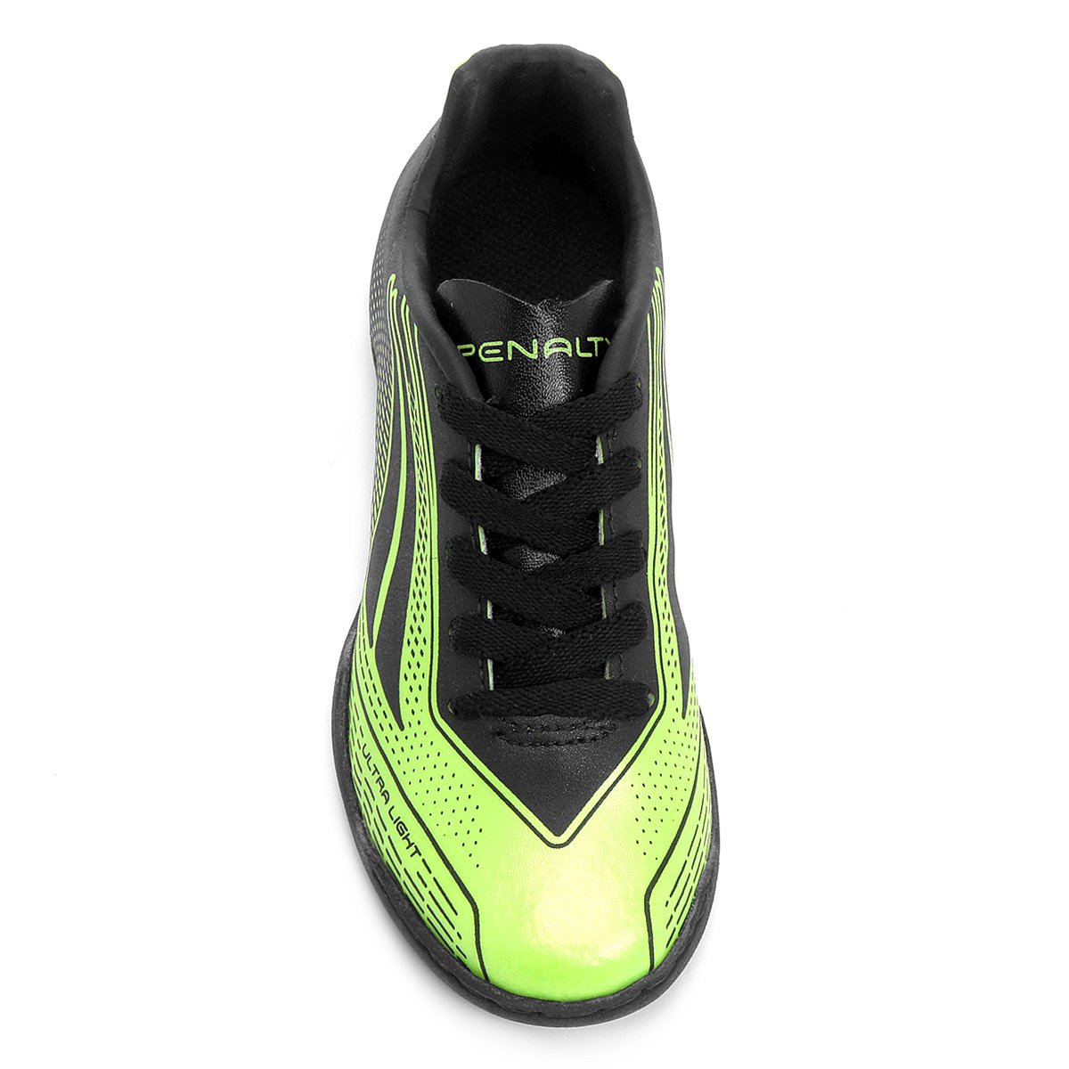 Chuteira Society Infantil Penalty K Soccer Storm Speed 7 - Verde e ... 9d2b5e7c89276