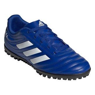 Chuteira Society Juvenil Adidas Copa 20 4 IN