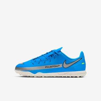 Chuteira Society Juvenil Nike Phantom Club