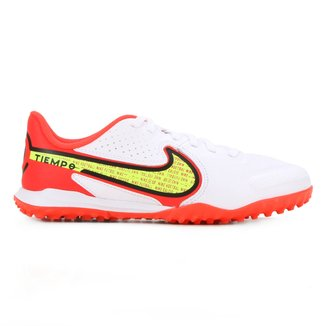 Chuteira Society Juvenil Nike Tiempo Legend 9 Academy