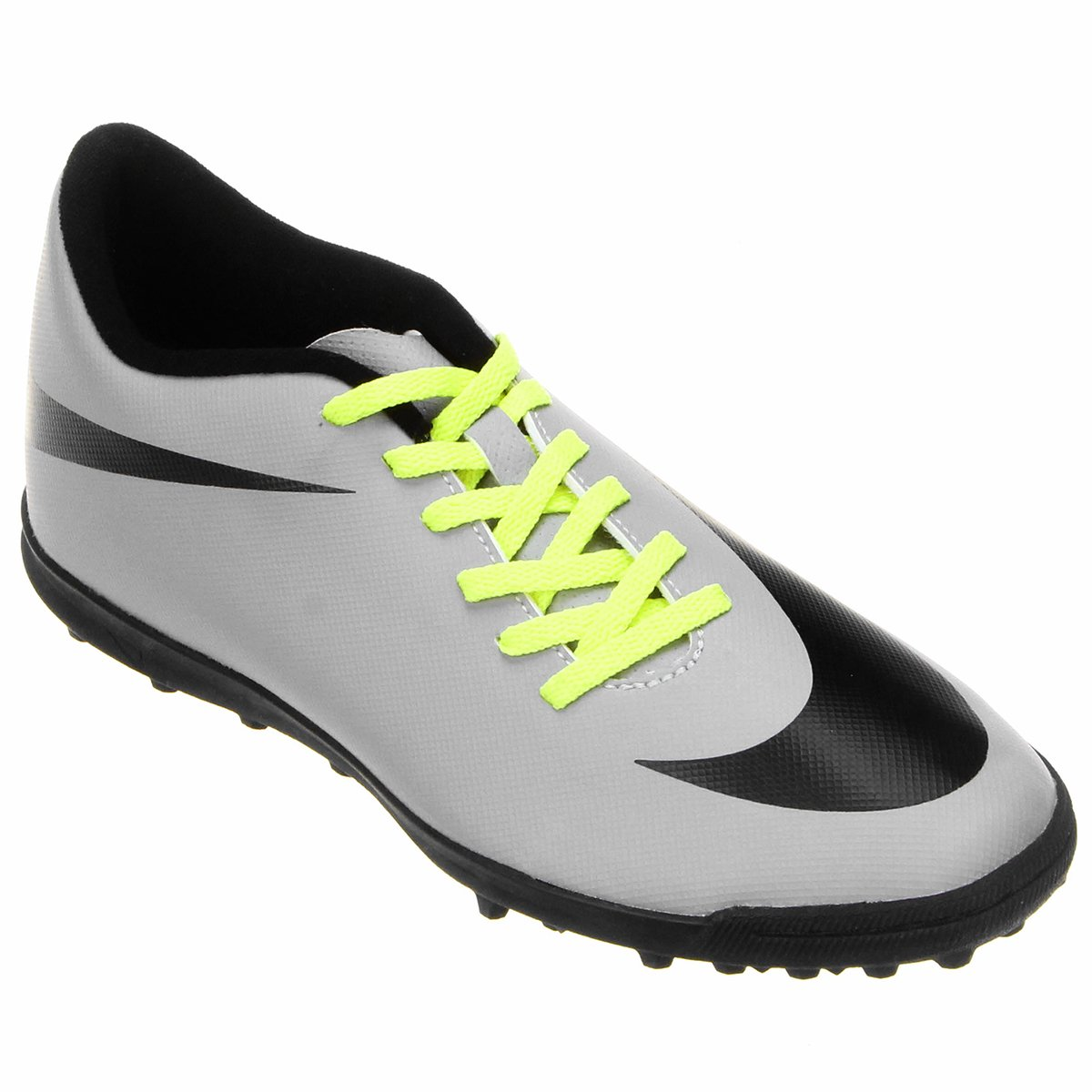 Chuteira Society Nike Bravata TF Masculina - Compre Agora  fec99fe0e42bd