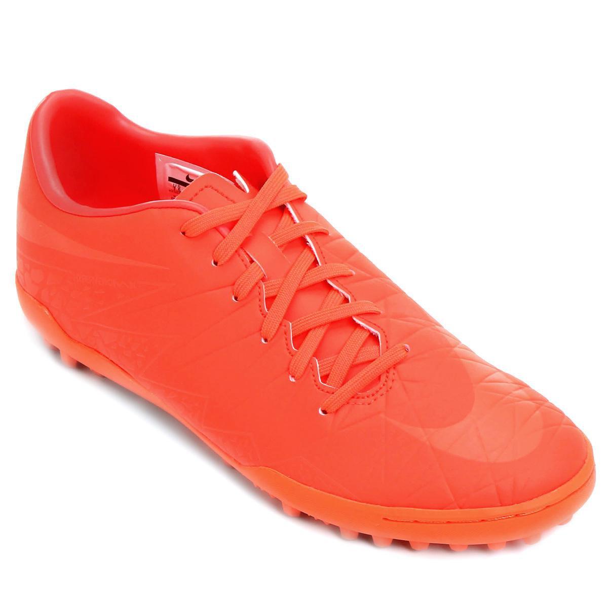 Chuteira Society Nike Hypervenom Phelon 2 TF Masculina - Compre Agora  eaa8babd41e22