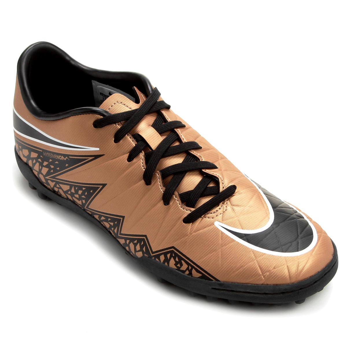 Chuteira Society Nike Hypervenom Phelon 2 TF - Compre Agora  be619ee2ab497