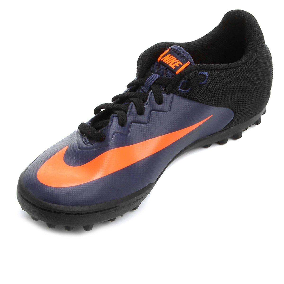 6e4b250497 Chuteira Society Nike Hypervenom Pro TF - Compre Agora