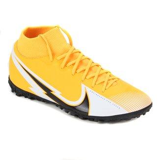 Chuteira Society Nike Mercurial Superfly 7 Academy TF