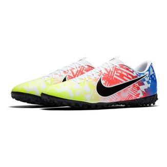 Chuteira Society Nike Mercurial Vapor 13 Academy Neymar Jr TF