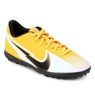 Chuteira Society Nike Mercurial Vapor 13 Club TF
