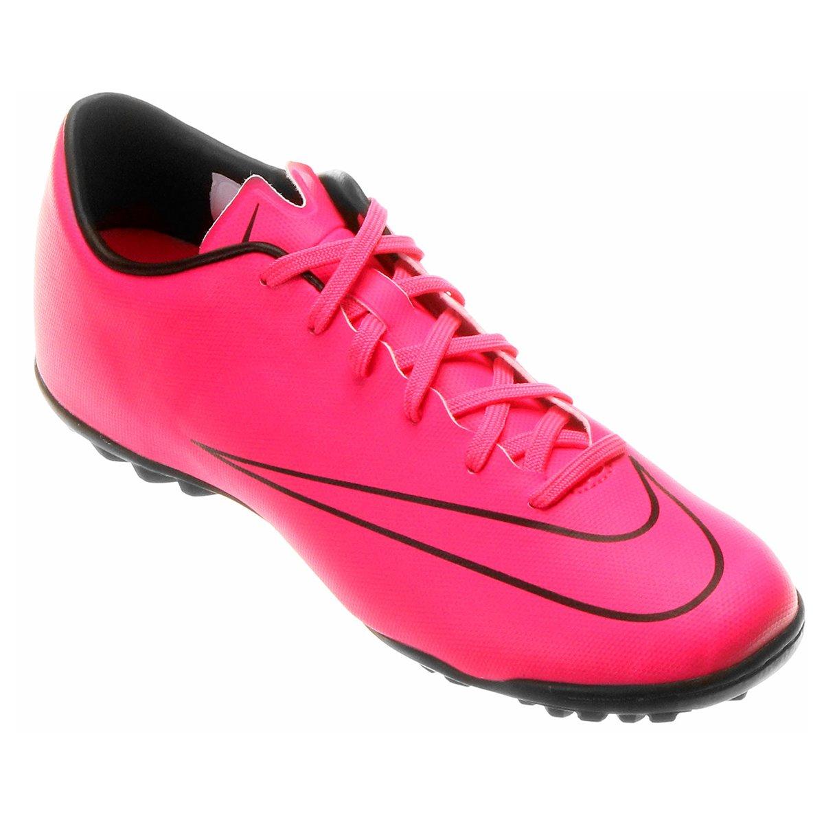 Chuteira Society Nike Mercurial Victory 5 TF - Compre Agora  8d0625e0d51a8