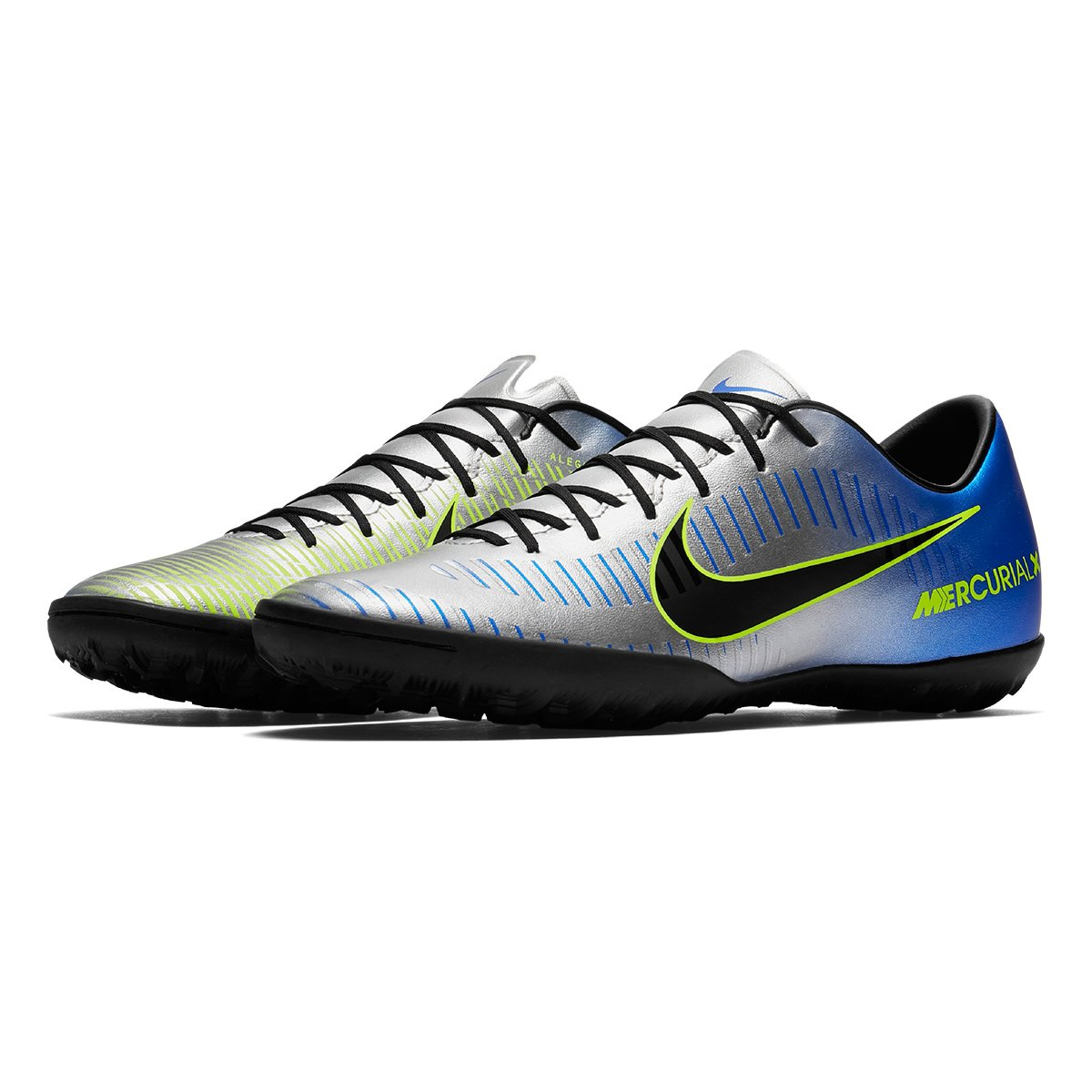 ... Azul Chuteira e Masculina Jr Preto Neymar Mercurial 6 Society Nike  Victory TF qF6nzSqrB ... 187b25d273cbb