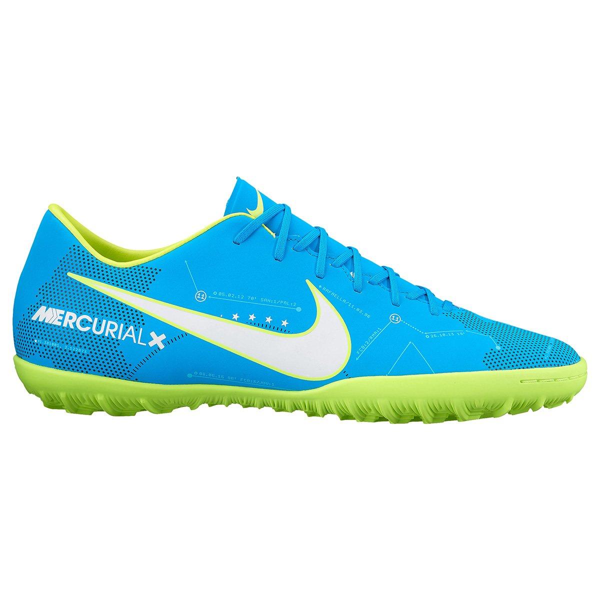 34d4a28b45 Chuteira Society Nike Mercurial Victory 6 Neymar Jr TF - Compre ...