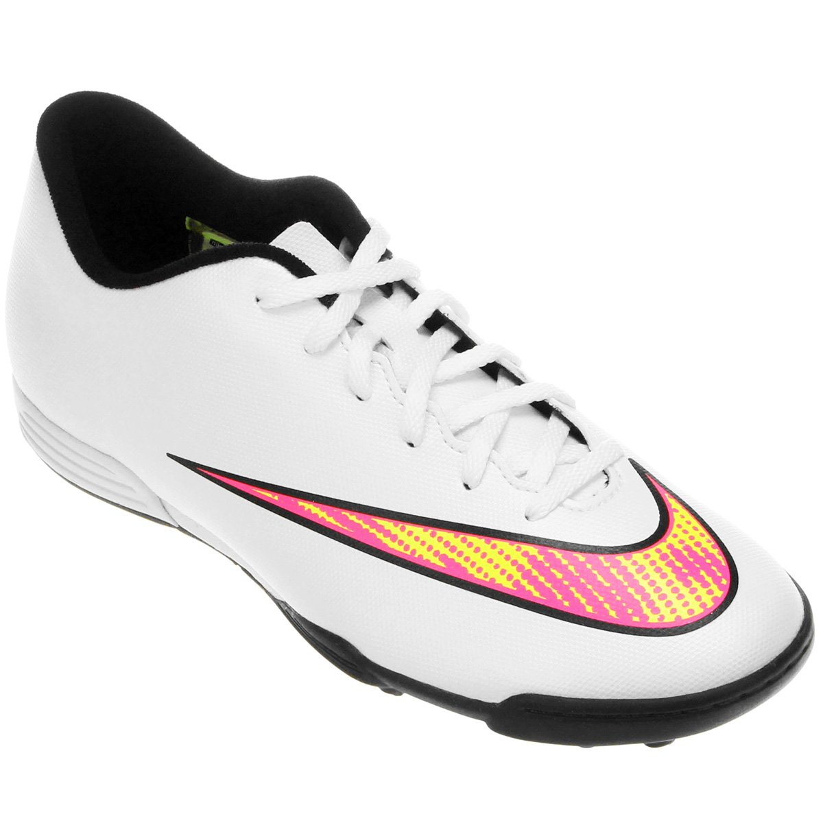 Chuteira Society Nike Mercurial Vortex 2 TF - Compre Agora  adddd0e6f45b6