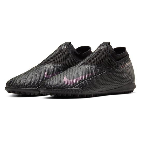 Menor preço em Chuteira Society Nike Phantom Vision 2 Academy DF TF - Preto