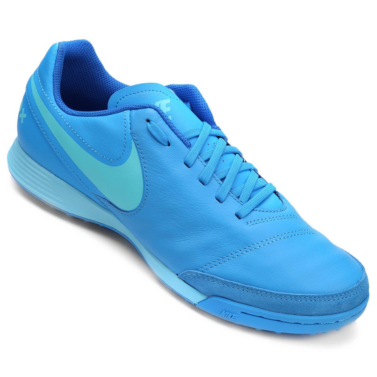 8c30250b65 Chuteira Society Nike Tiempo Genio 2 Leather TF - Compre Agora ...