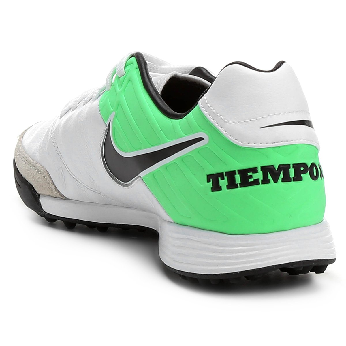TF 5 Society Mystic e Tiempo Branco Nike Masculina Verde Chuteira dwIvqxXtq