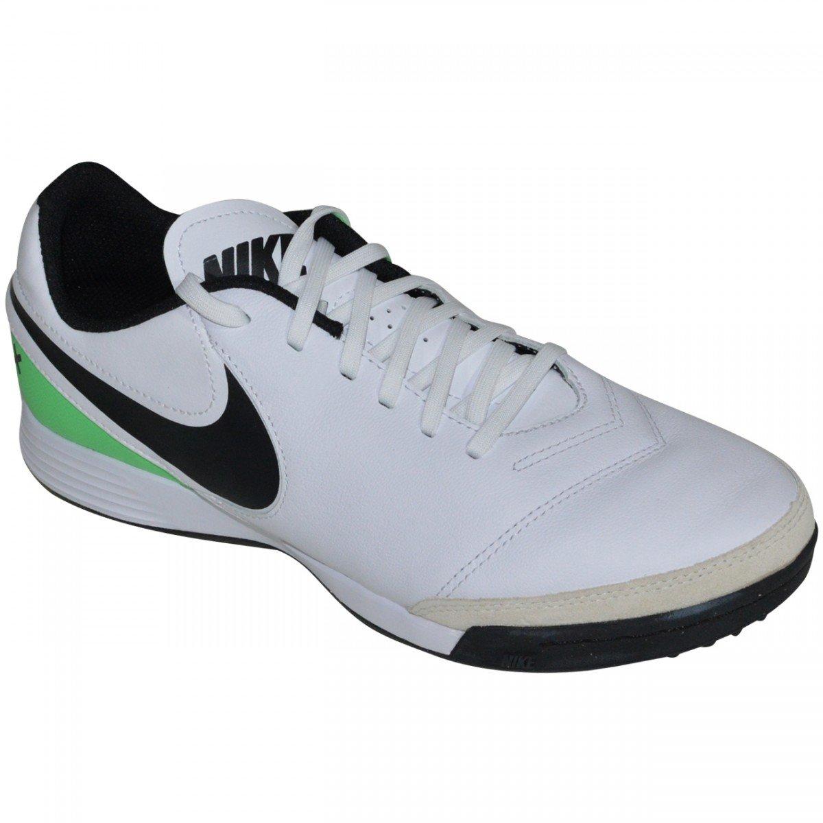 Chuteira Society Nike Tiempox Genio II Leather - Compre Agora  bebabc59dcc78