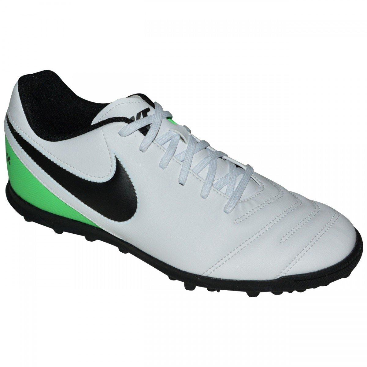 Chuteira Society Nike Tiempox Rio III - Compre Agora  6cbbbc2a7089c