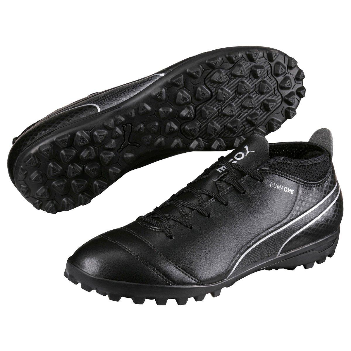 Chuteira Society Puma One 17.4 TT - Compre Agora   Netshoes e361772437