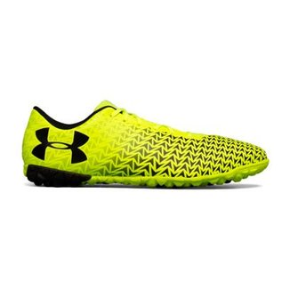 Chuteira Society Under Armour Cf Force 3.0 Turf