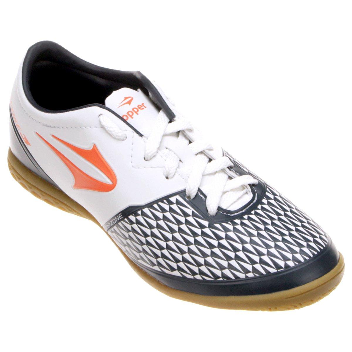 933d75eb86 Chuteira Topper Provoke 3 Futsal - Compre Agora