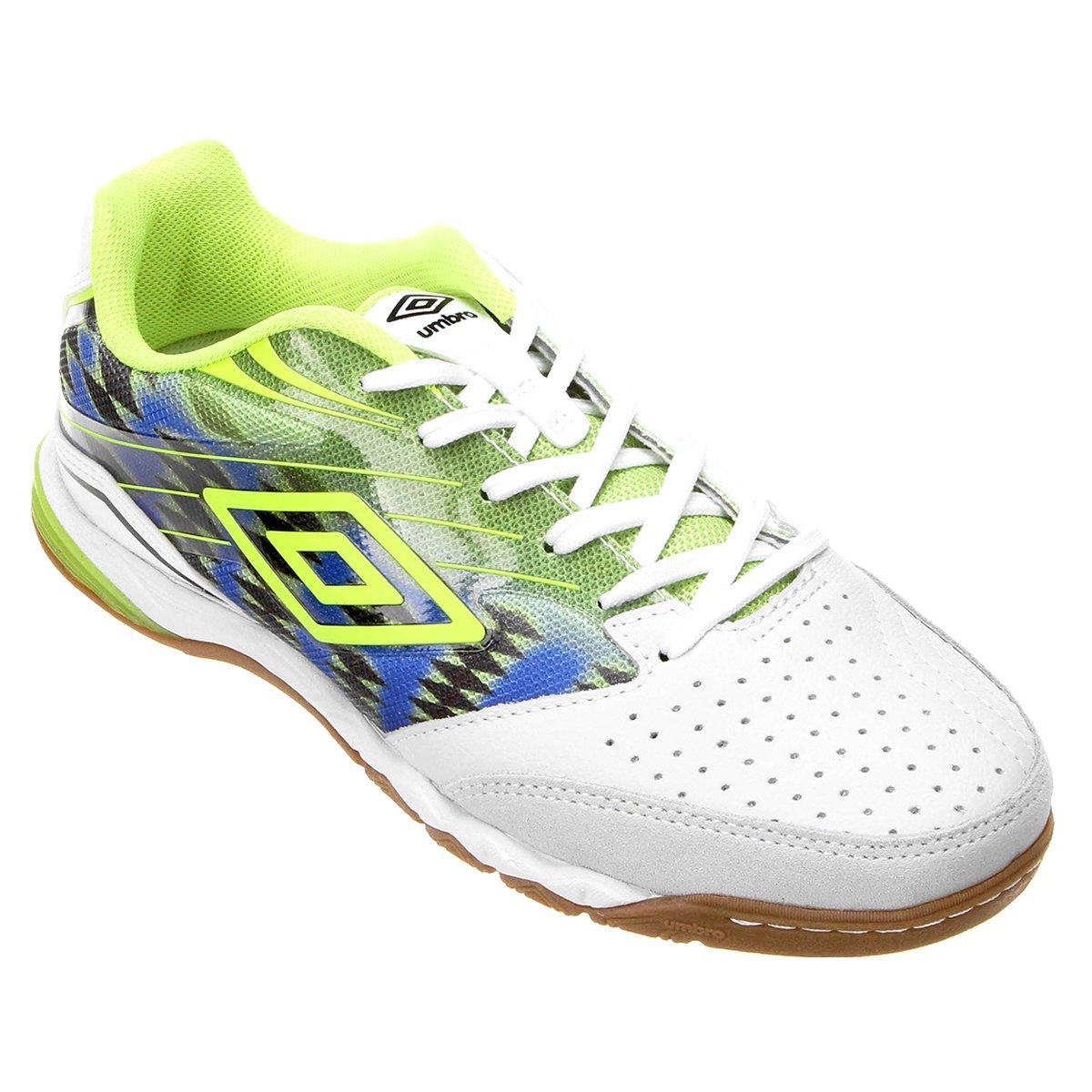 cfdc81c43b5be Chuteira Umbro Pro II Futsal   Netshoes