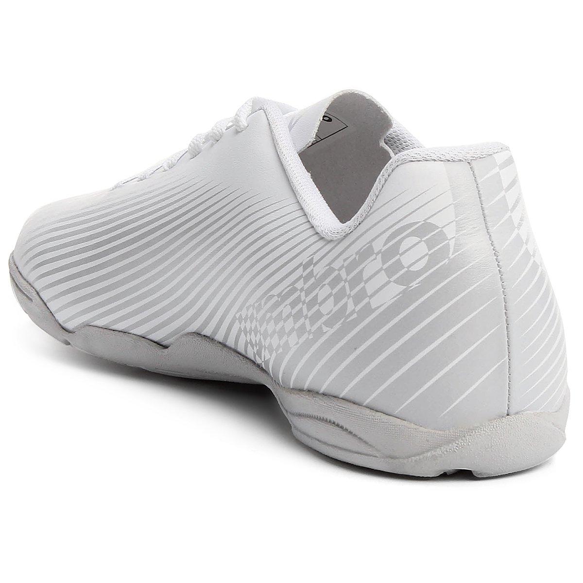 Chuteira Umbro Speed II Futsal - Branco - Compre Agora  eef453350bf5b