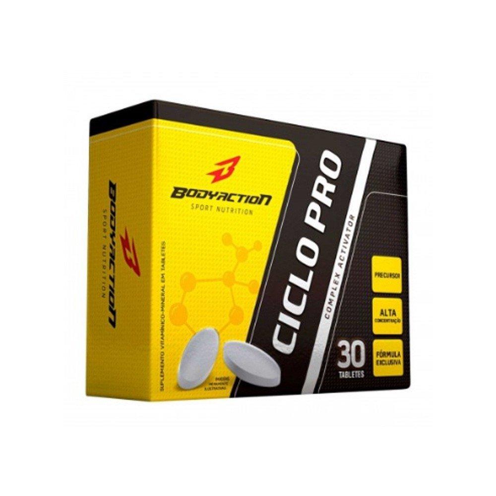 99fde3ae4ed9a Ciclo Pro 30 tabletes - Body Action - Compre Agora