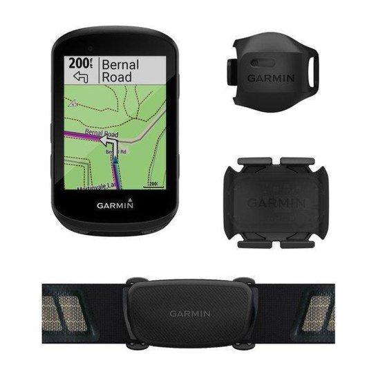 Ciclocomputador com GPS Garmin Edge 530 Bundle - Preto