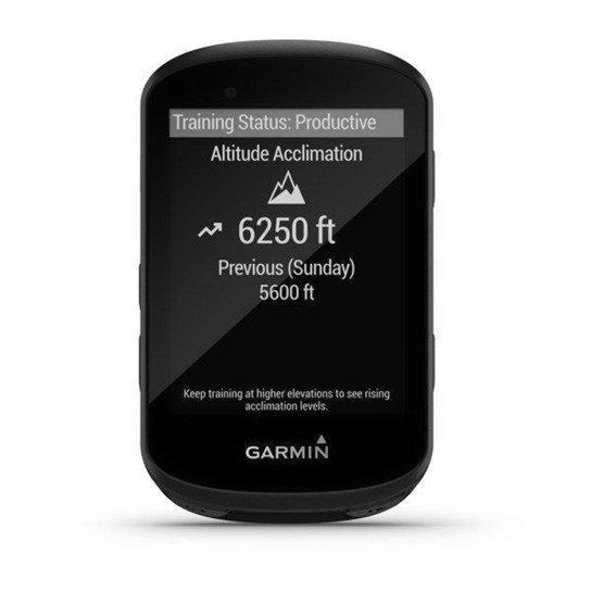 Ciclocomputador com GPS Garmin Edge 530 Bundle - Preto | Netshoes