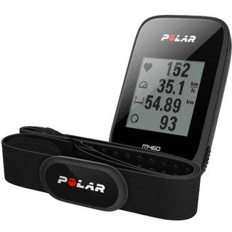Ciclocomputador GPS Polar M460 c/ Cinta Cardíaca 90064872