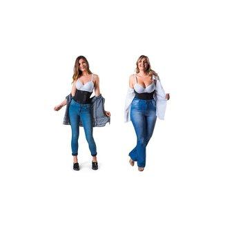 Cinta Modeladora E Redutora De Medidas Slim Waist - Hidrolight