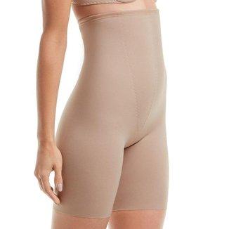 Cinta Modeladora Mondress Pernas Cintura Alta Lisa Conforto