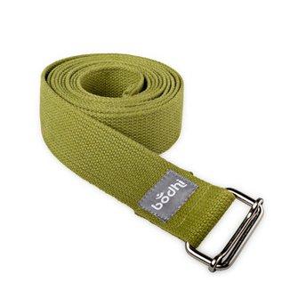 Cinto Fita  Correia De Yoga Para Alongamento 2.5 M X 38 Mm Bodhi