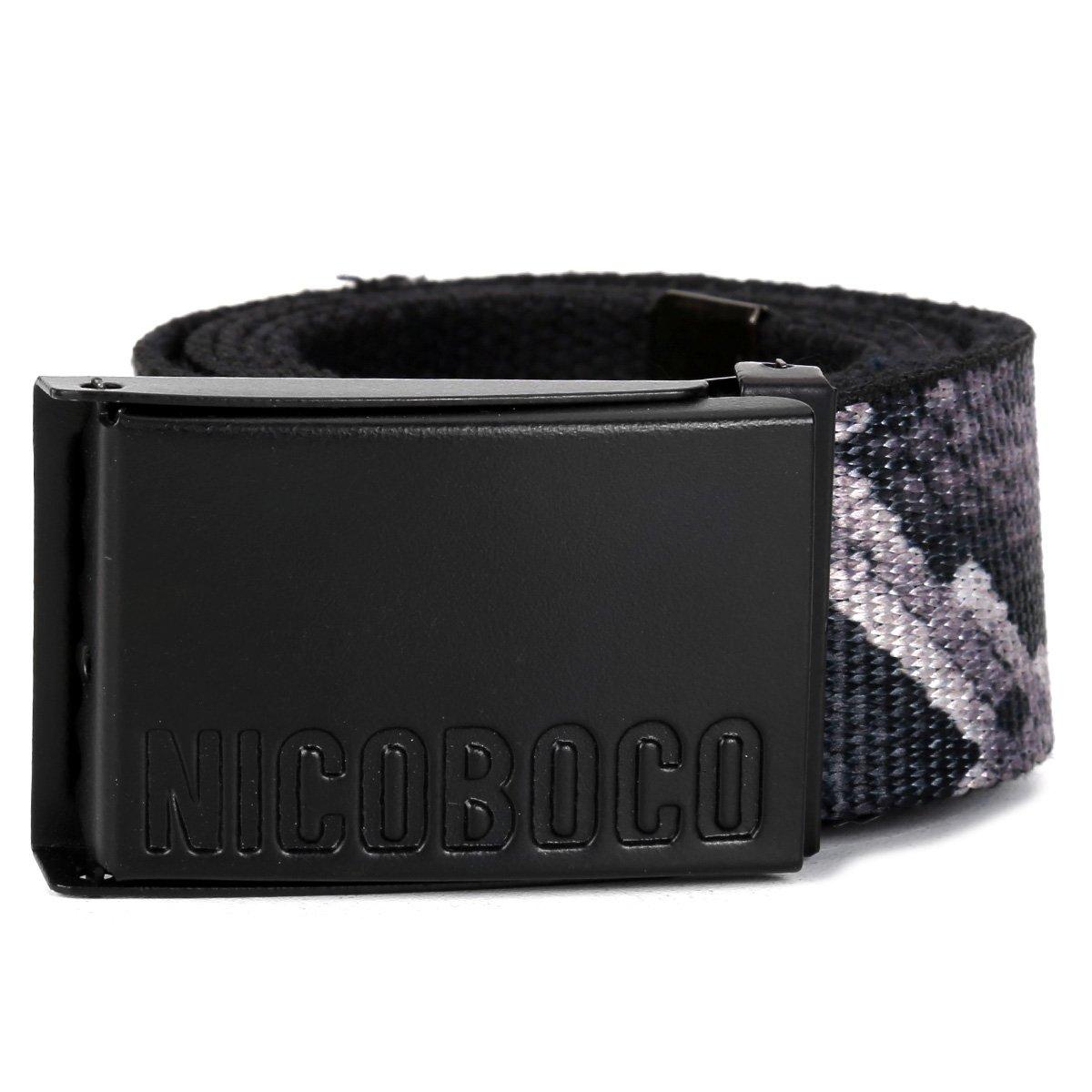 Cinto Nicoboco De Lona Snake - Compre Agora  22eb280d46d