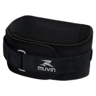 Cinturão de Musculação Muvin CMS-100