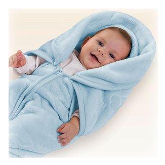 Cobertor Menino Baby Sac Com Relevo Jolitex