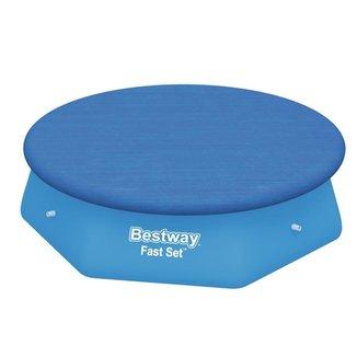 Cobertura para Piscinas Fast Set Pool Cover 3,66M Bestway 58034
