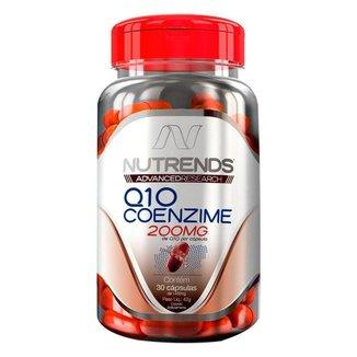 Coenzima Q10  200mg 30 cápsulas - Nutrends