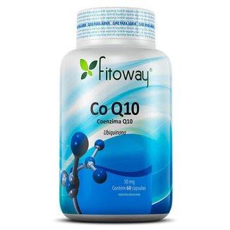 Coenzima Q10 - 60 Cápsulas - Fitoway