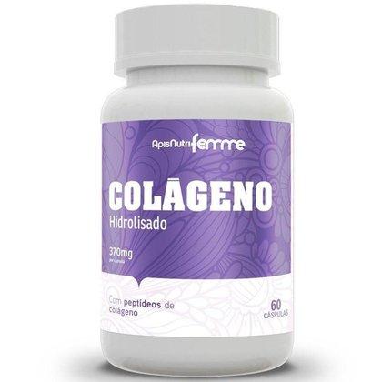 Colágeno Apisnutri Femme 60 Cápsulas