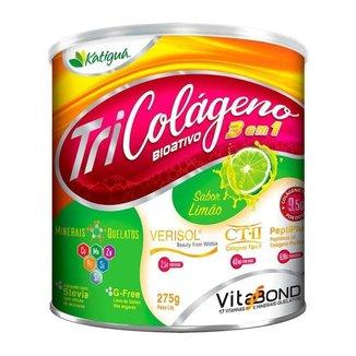 Colágeno Bioativo 3 em 1 - 275 Gramas - Katigua