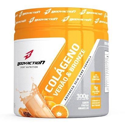 Colágeno Clinical-Skin Verão e Bronze 300 g - Body Action