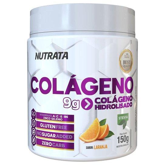 Colágeno Hidrolisado 150g - Nutrata -