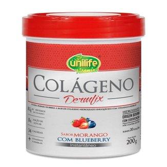Colágeno Hidrolisado Dermfix 200g Unilife