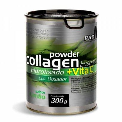 Colágeno Hidrolisado - Essential Collagen + Vita C - 300g - Pronutrition ProN2