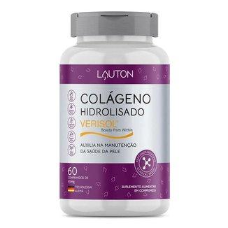 Colágeno Hidrolisado Verisol 60 Comprimidos Lauton