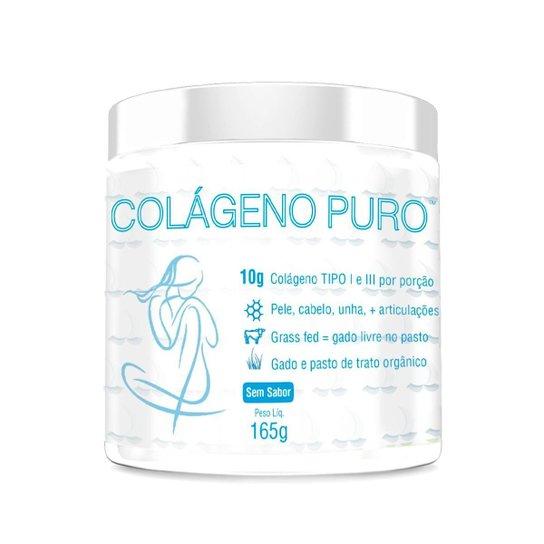 COLÁGENO PURO TANGERINA 160G -