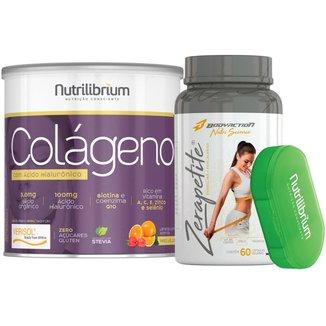 Colágeno Verisol Ácido Hialurônico Coq-10 + Zerapetite - Body Action